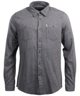 Men's Barbour Ems Nep Shirt - Navy