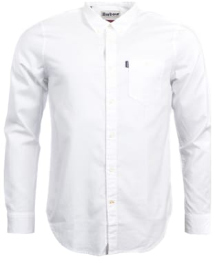 Men's Barbour Ashwood Shirt - White