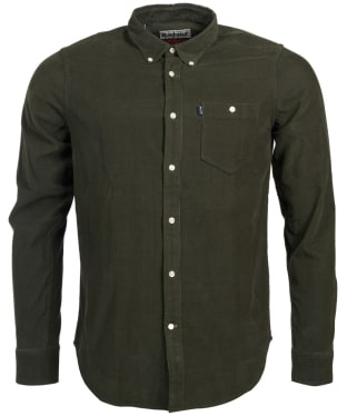 Men's Barbour Ashwood Cord Shirt