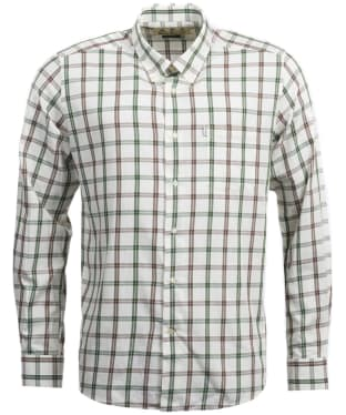 Men's Barbour Keenan Wool Mix Shirt