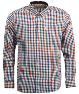 Men's Barbour Harlaw Wool Mix Shirt