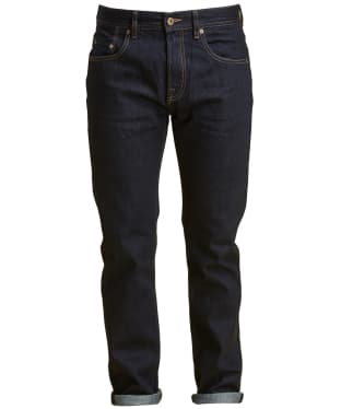Men's Barbour Regular Fit Jeans - Rinse Wash Denim