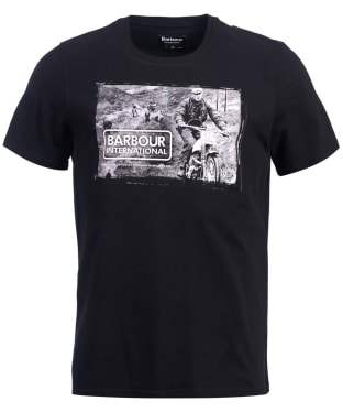 Men's Barbour International Retainer Tee