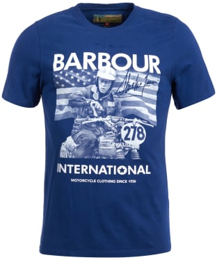 Men's Barbour Steve McQueen Paddock Tee