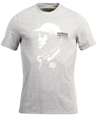 Men's Barbour Steve McQueen Carburetor Tee