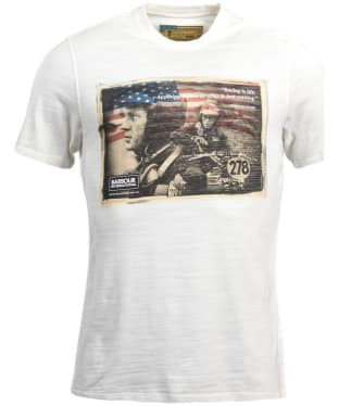 Men's Barbour Steve McQueen Ratchets Tee