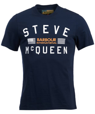 Men's Barbour Steve McQueen Mallet Tee