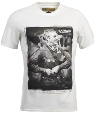 Men's Barbour Steve McQueen Laughter Tee