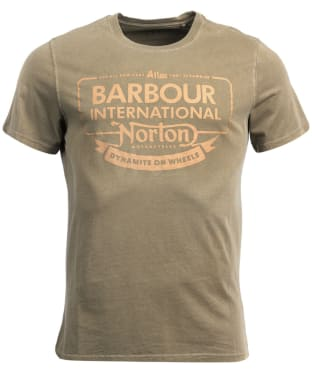 Men's Barbour International Dynamite Tee