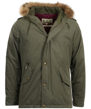 Men's Barbour Yearling Waterproof Jacket - Fern