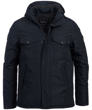 Men's Barbour International Ratio Waterproof Jacket - Black
