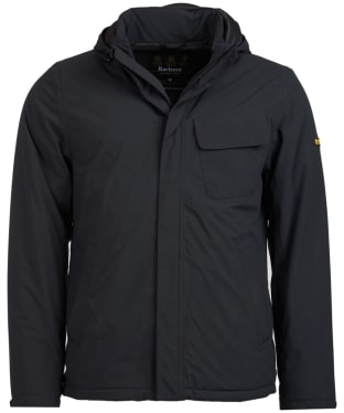 Men's Barbour International Triple Waterproof Jacket - Black