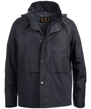 Men's Barbour Rathlin Waterproof Jacket - Navy