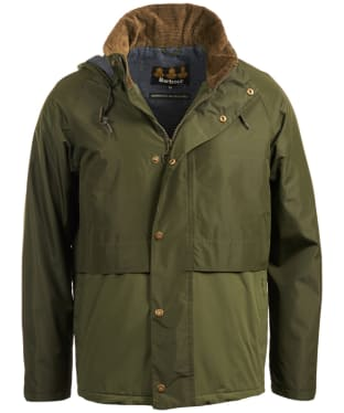 Men's Barbour Rathlin Waterproof Jacket - Sage