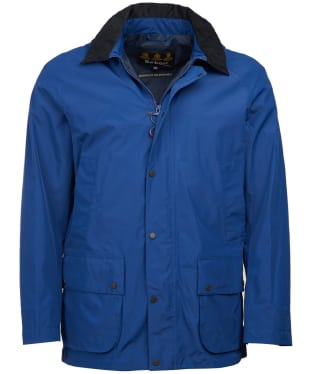 Men's Barbour Ashbrooke Waterproof Jacket - Inky Blue