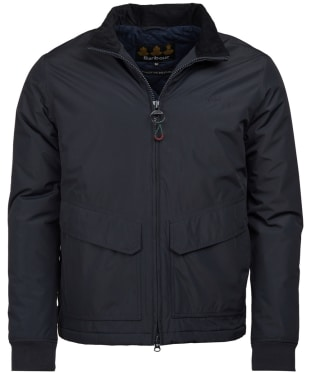 Men's Barbour Herrington Waterproof Jacket - Navy