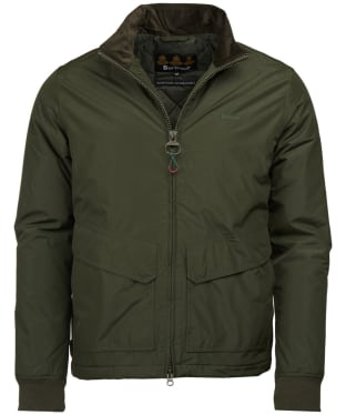 Men's Barbour Herrington Waterproof Jacket - Sage