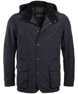 Men's Barbour Cookney Waterproof Jacket - Black
