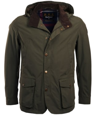 Men's Barbour Cookney Waterproof Jacket - Olive