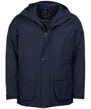 Men's Barbour Southway Waterproof Jacket - Navy