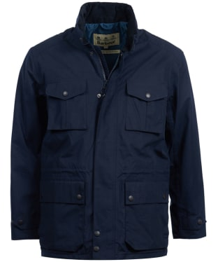 Men's Barbour Kelso Waterproof Jacket - Navy