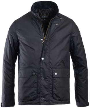 Men's Barbour International Armour Waxed Jacket