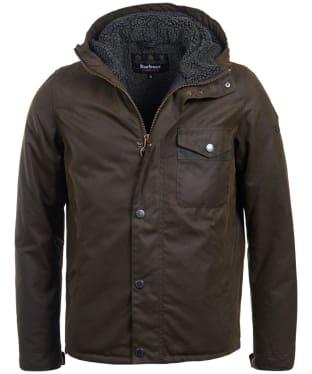 Men's Barbour International Kevlar Waxed Jacket