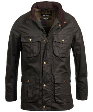 Men's Barbour Lightweight Corbridge Waxed Jacket
