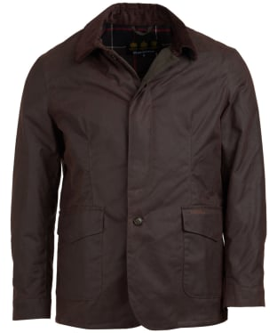 Men's Barbour x Sam Heughan Augite Wax Jacket - Rustic