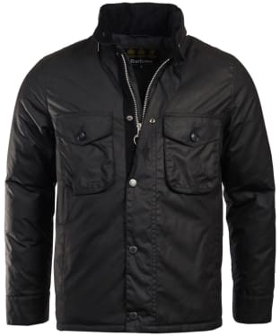 Men's Barbour Netherley Waxed Jacket