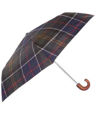 Barbour Tartan Mini Umbrella - Barbour Classic