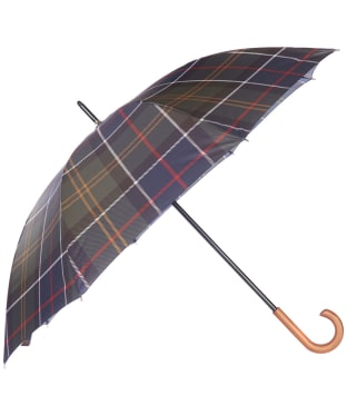 Barbour Tartan Walker Umbrella - Barbour Classic
