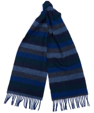Barbour Seaton Striped Scarf