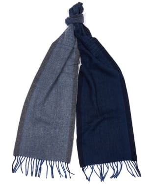 Barbour Boxley Scarf - Navy