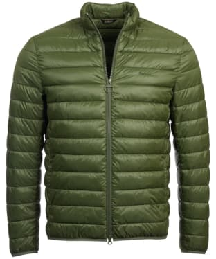 Men's Barbour Penton Quilted Jacket - Kelp