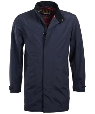 Men's Barbour Golspie Waterproof Jacket - Navy