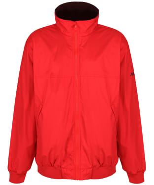 Men's Musto Snug Blouson Waterproof Jacket - True Red / True Navy