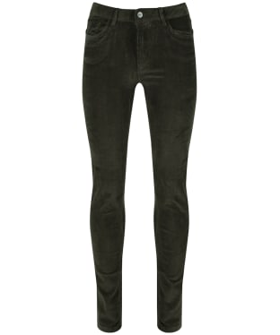 Women's Musto Country Cord Trousers - Forest Green