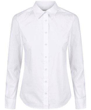 Women's Schoffel Suffolk Shirt - White