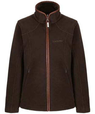 Women's Schoffel Burley Fleece Jacket - Mocha