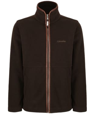 Men's Schoffel Cottesmore II Fleece Jacket - Mocha