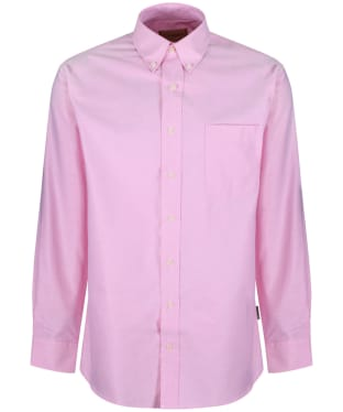 Men's Schoffel Oxford Shirt - Pink