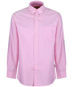 Men's Schoffel Oxford Shirt - Pink