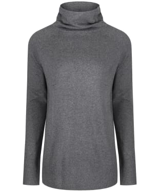 Women's Schoffel Cotton Cashmere Turtle Neck Sweater - Flannel