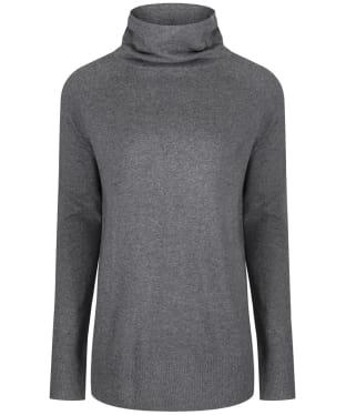 Women's Schoffel Cotton Cashmere Turtle Neck Sweater - Flannel