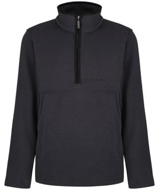 Men's Schoffel Holborn 1/4 Zip Fleece - Charcoal