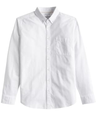 Men's Joules Laundered Oxford Classic Fit Shirt - White