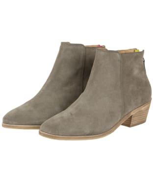 Women's Joules Langham Ankle Boots - Grey