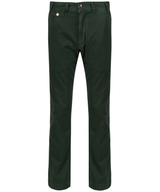 Men's Barbour Neuston Twill Chinos - Seaweed