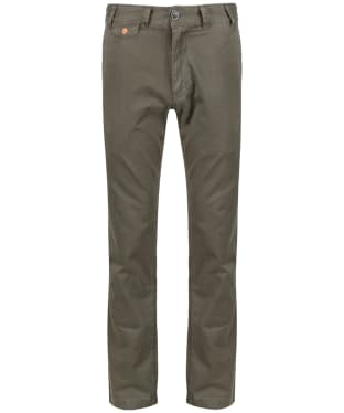 Men's Barbour Neuston Twill Chinos - Storm Grey